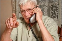 telemarketing to elderly
