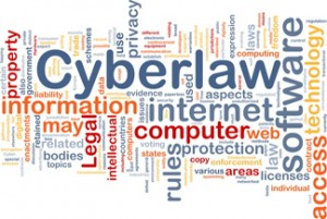cyberlaw word cloud