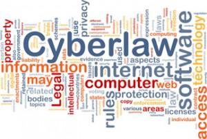 cyberlaw word cloud