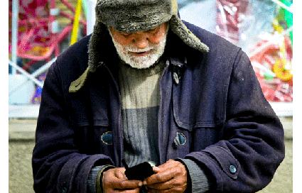 Homeless Cell Phone3