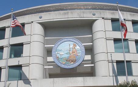 CPUC headquarters