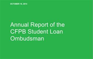 CFPB student loan report