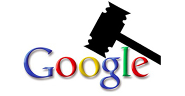 google and gavel