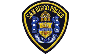 San Diego Police Department patch