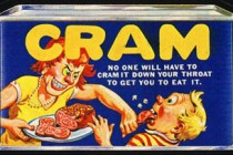 can of cram aka spam