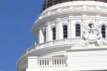 Sacramento's Capitol dome