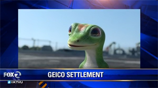 GECKO ON KTVU