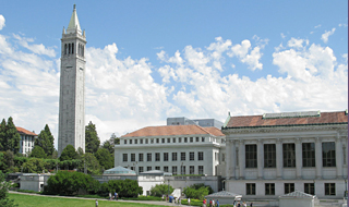 UC Berkeley tower