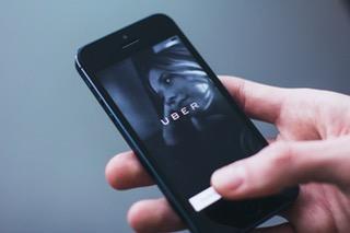 Uber // courtesy of Pexels